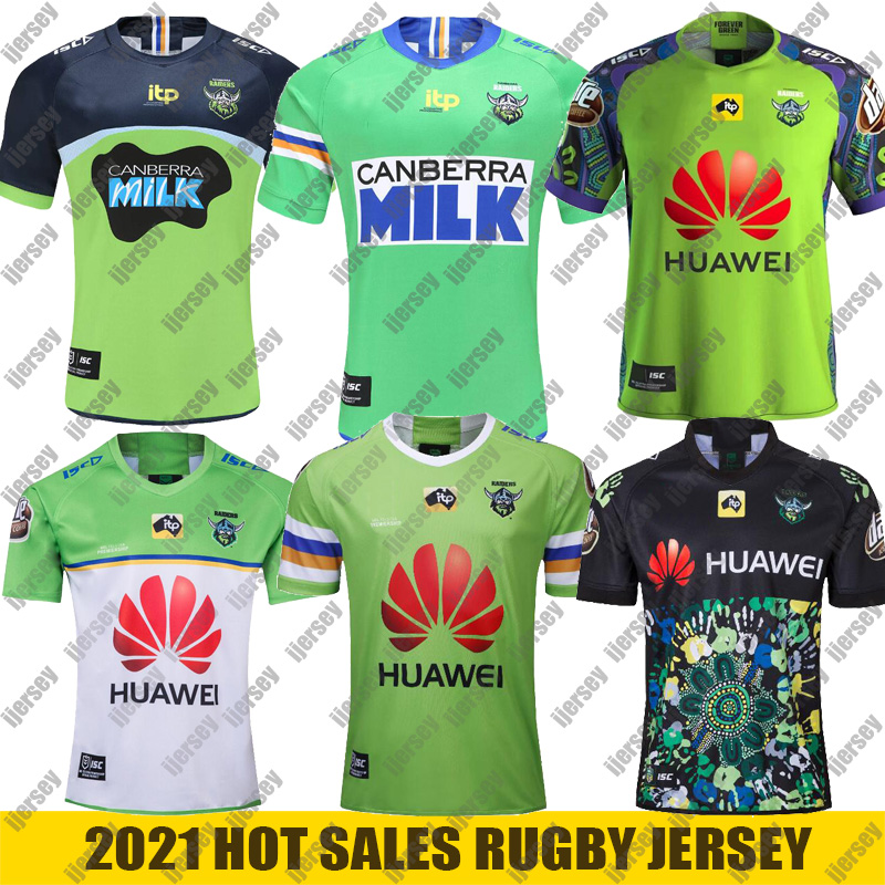 2021 CANBERRA Rugby Jersey Nines Jersey nrl rugby league jerseys 2019 2020 CANBERRA Assaulter Super Rugby Jersey Size: S-5XL