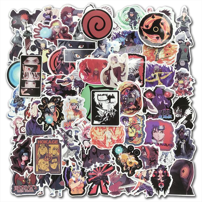 70pcs naruto sticker 1