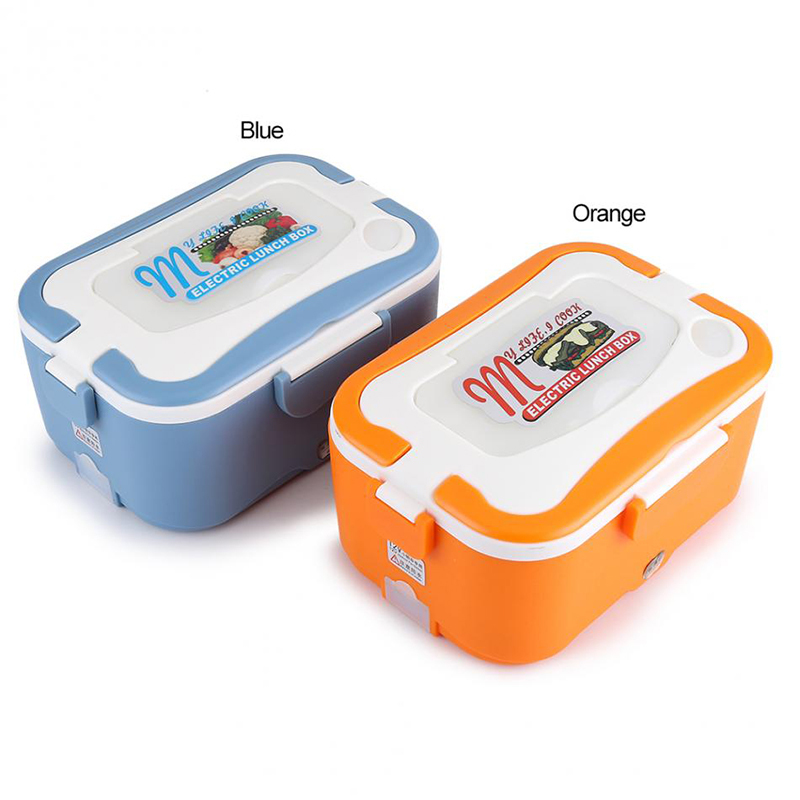 Car heating lunch box Multifunctional stainless steel insulated lunch box car electric lunch box13