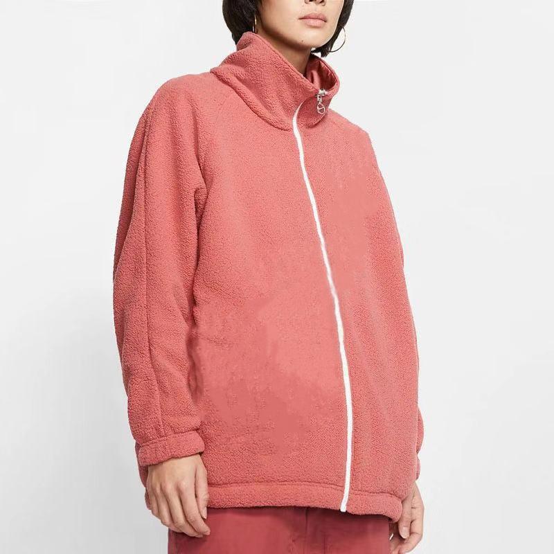 Unisex reversible jacket Coats Down Parkas Outerwear sweaters winter clothes hoodie mens clothing sweatshirt hoodies brand jackets Sportswear Fleece