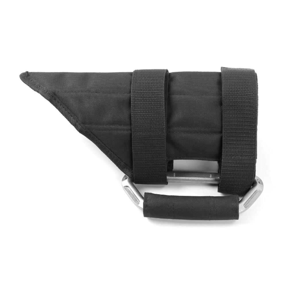 10m banda de cinturón camuflaje 28 mm bolsillos cinturón perros correa correa de transporte