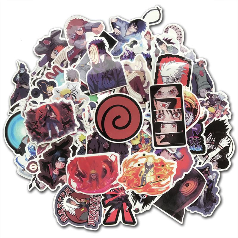 70pcs naruto sticker 3