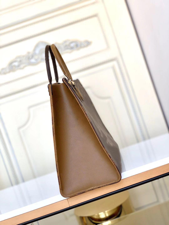 women luxurys designers bags 2020 New ladies large shopping bag 41 cm shoulder bag hit color beach bag leather handbag messenger wallet M445