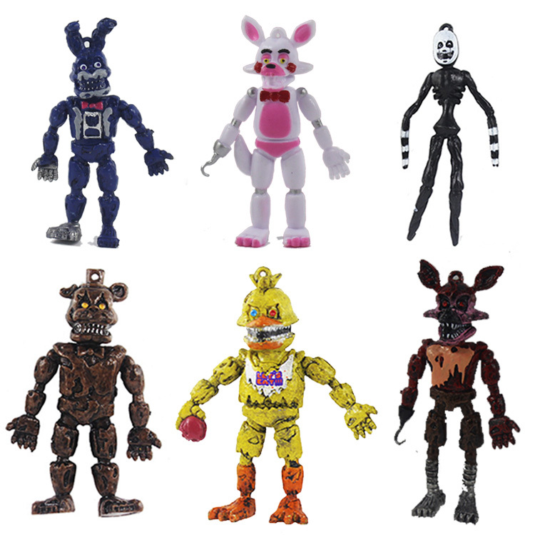 6-pcs-set-Five-Nights-At-Freddy-s-Action-Figure-Toy-FNAF-Bonnie-Foxy-Freddy-Fazbear (2)