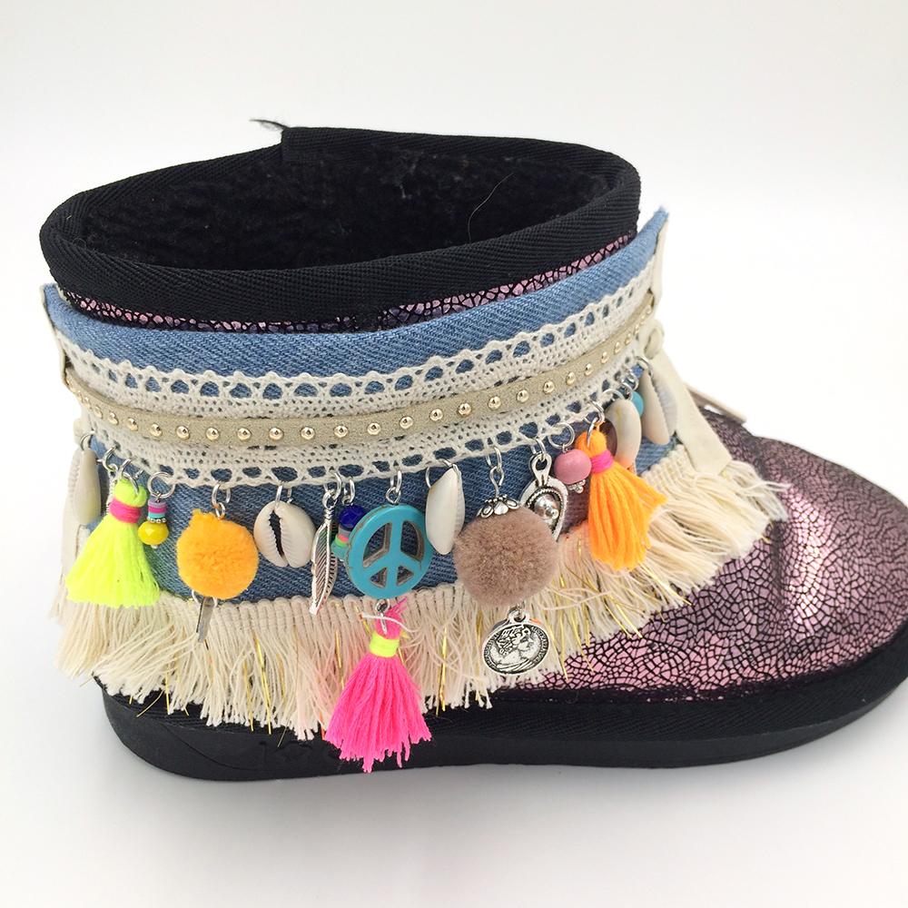 Barefoot Sandals Boho bohemian anklet Hippie style Anklet bracelets Gypsy Barefoot tornozeleira pulseras tobilleras mujer