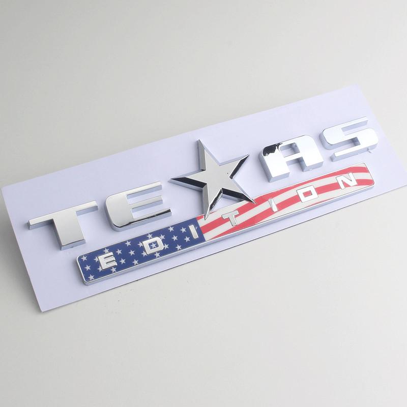 TEXAS EDITION badge 09
