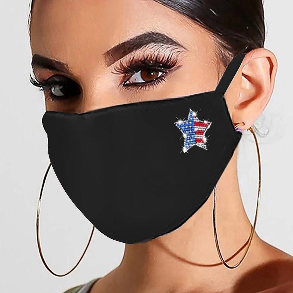 Fast Delivery Mscara Christmas Face Adult Mask Disposable Face Mask Ear Loop Bandage Mscara Facial jllSlt