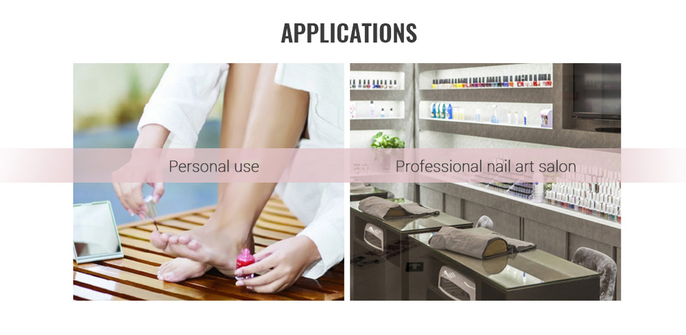 Five in One Multi-purpose Electronic Nail-beauty Manicure Machine Set