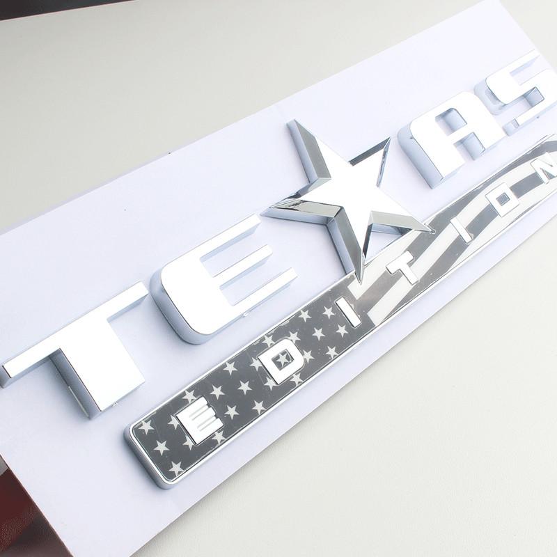 TEXAS EDITION badge 08