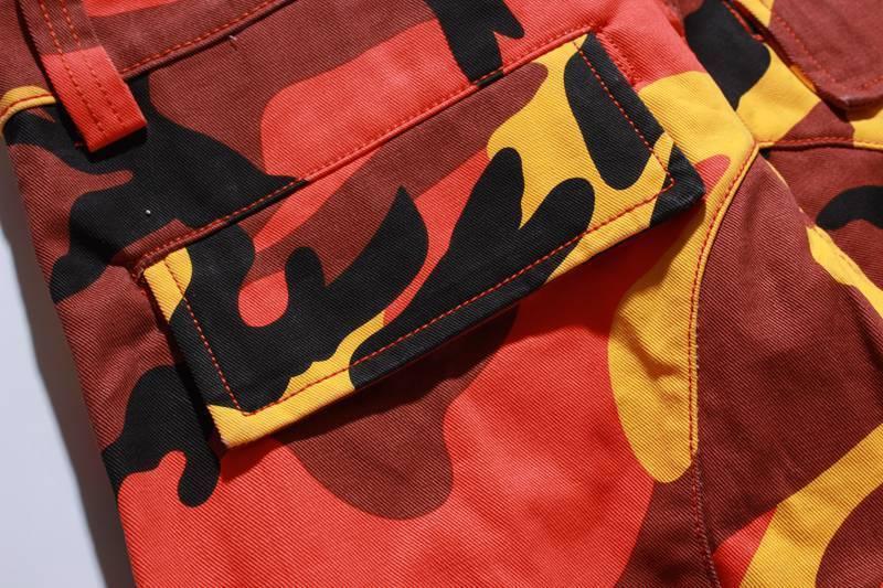 ROTHCO CAMO TACTICAL PANTS 25