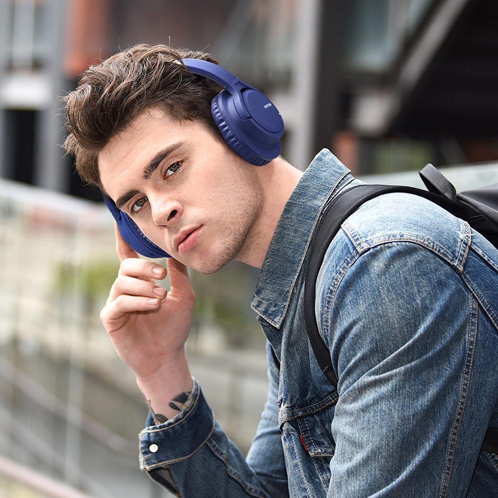Mpow H7 Bluetooth Headphone PK Sony Bluedio Anker Headphone (6)