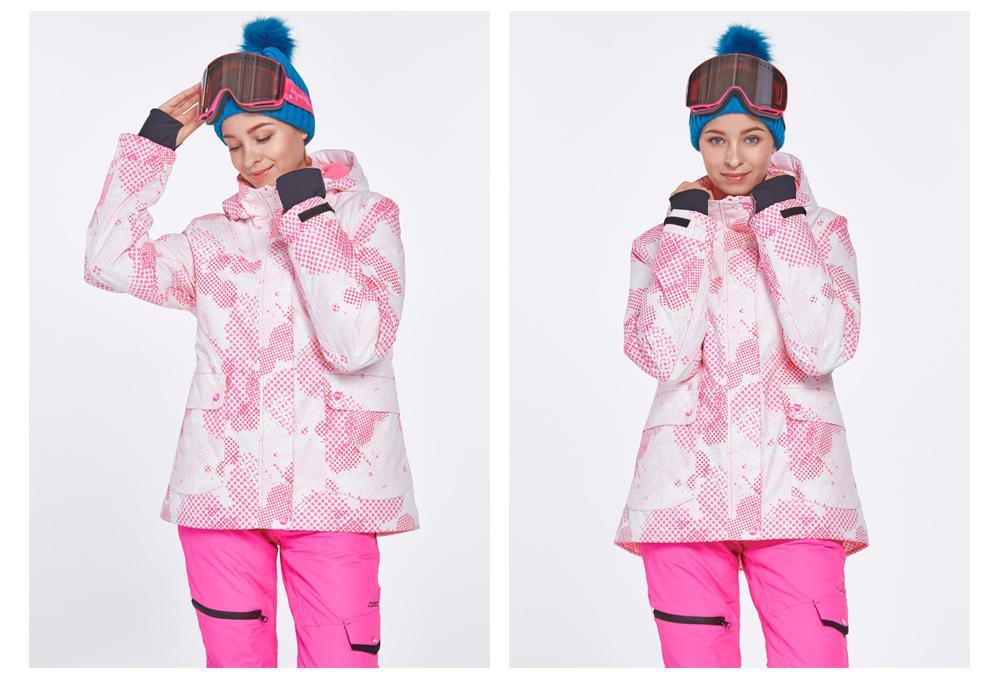 womens snow ski jacket