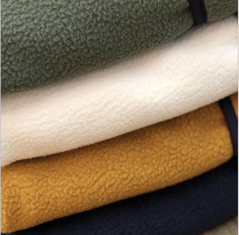 2020 new men's Denali Fleece Button Jackets Fashion outdoor windproof Letter embroidery jacket outwear M/2xL #7806