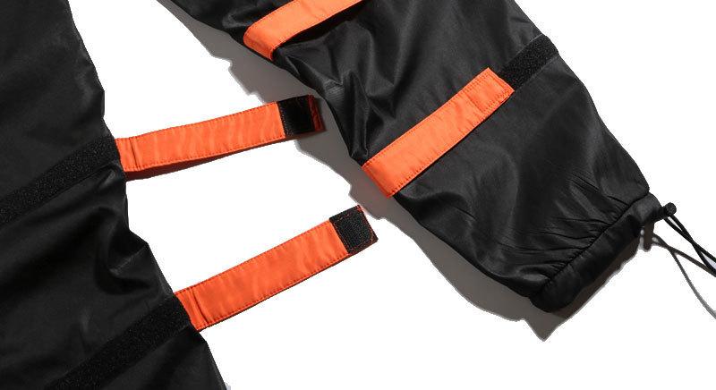Side Pockets Cargo Harem Pants 11