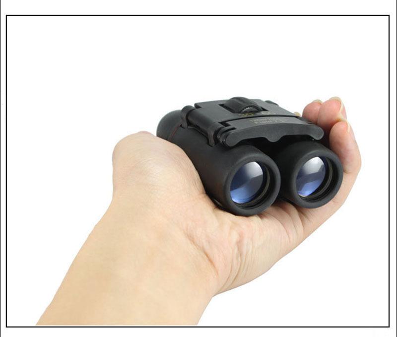 30x60 Folding Binoculars Telescope Low Light Night Vision Outdoor Camping Birding Travelling Sightseeing Hunting Adults Kids (9)