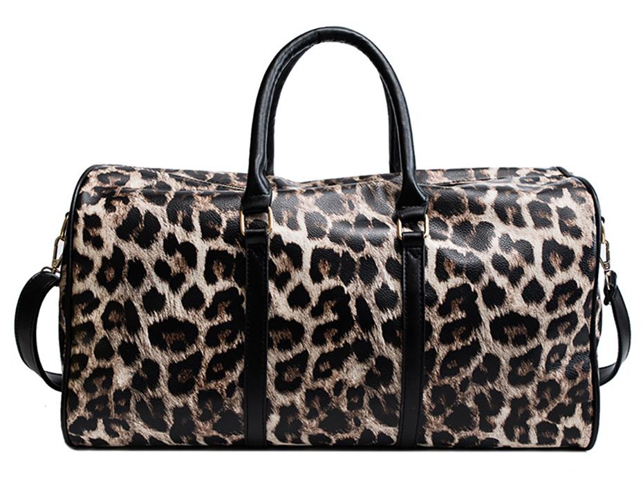 Gym Bag Leather Sports Bags Big Men Women Training Handbag Shoes Lady Fitness Yoga Travel Luggage Shoulder Black Sac De Sport01