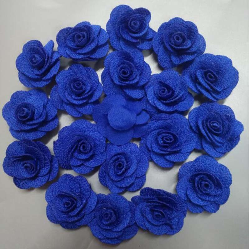Discount Royal Blue Flower Bouquets Royal Blue Flower Bouquets 2020 On Sale At Dhgate Com