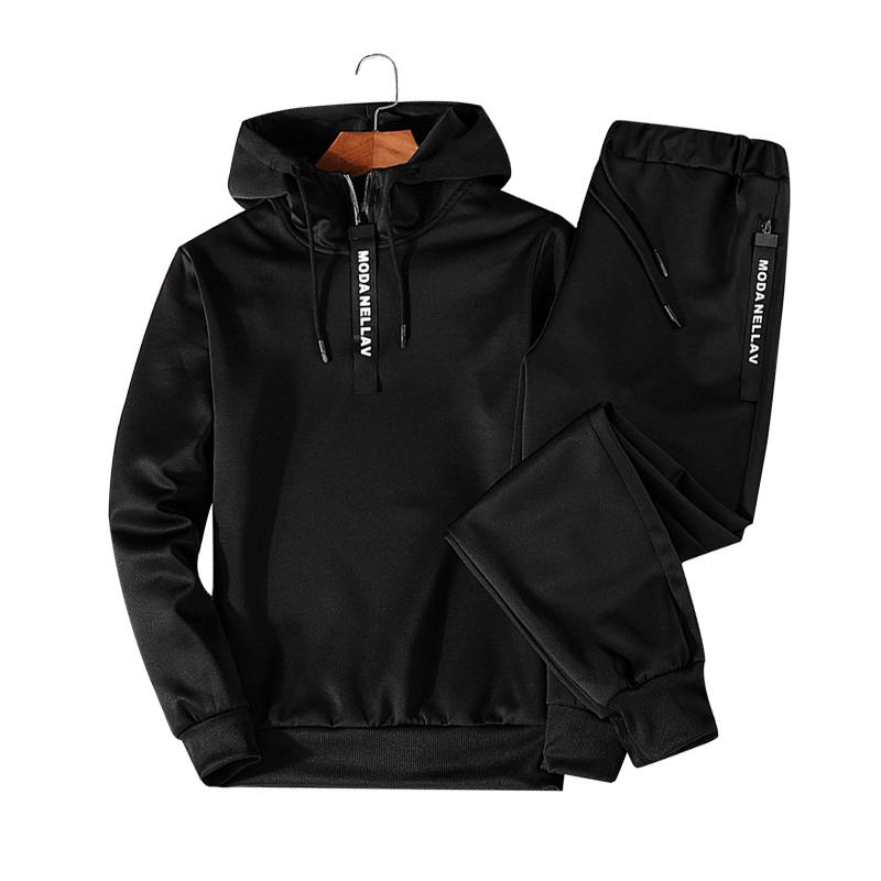 Autumn-Winter-2018-Casual-Men-Sets-hoodie-Tracksuit-2-Pieces-Pullover-Sweatshirts-Pants-Sportwear-Male-sweat (3)