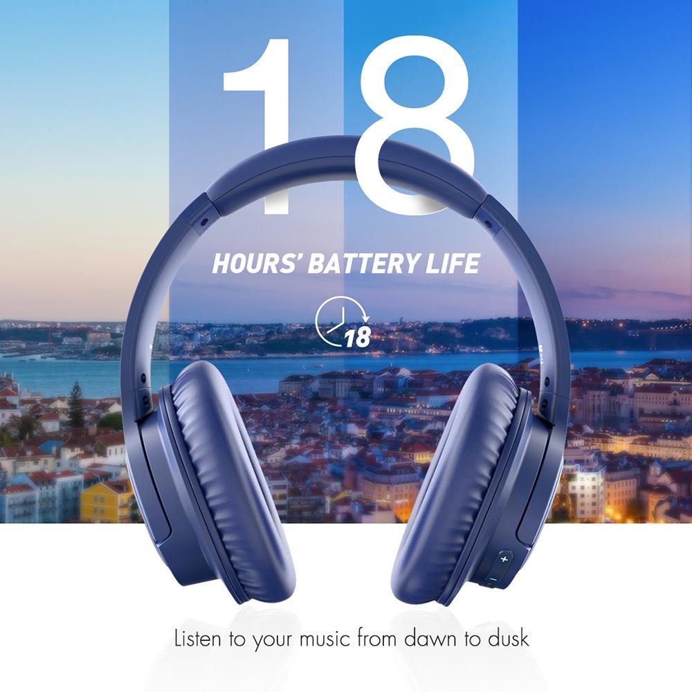 Mpow H7 Bluetooth Headphone PK Sony Bluedio Anker Headphone (1)