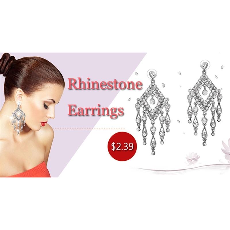 Crystal earrings3