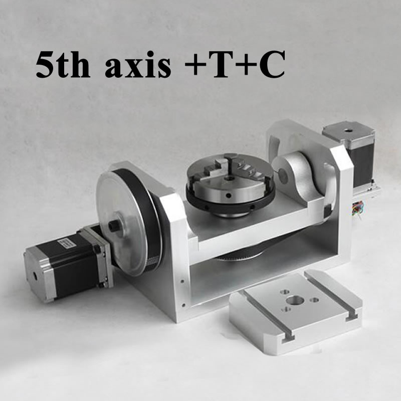 cnc 5th axis