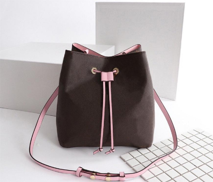 women luxurys designers bags 2020 Women's Bucket Shoulder Bags escale neonoe Crossbody Bag