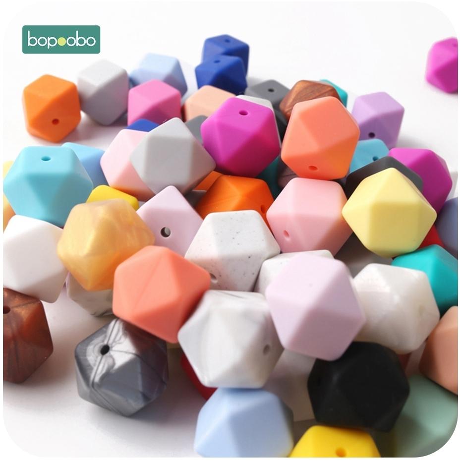 silicone beads set