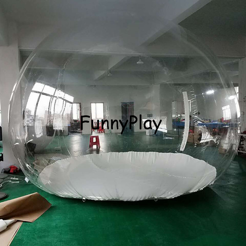 inflatable clear Camping Tent