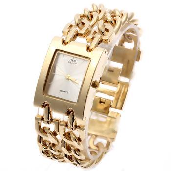 G&D Women Wristwatches Quartz Watch Gold Relogio Feminino Dress Watch Relojes Mujer Saat Gifts Original Clock Female Jelly Clock