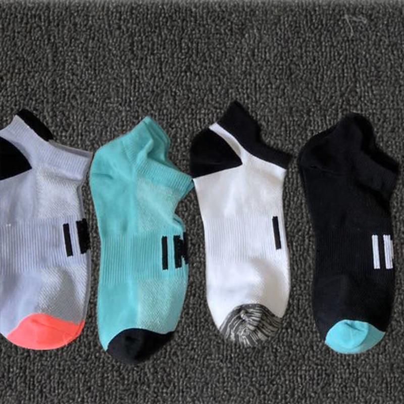 Women Ankle Socks Sports Short elite Sock Unisex Cotton Sports Socks Pink Skateboard Sneaker Stockings basketball socks DHL