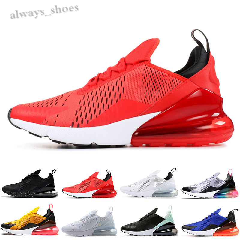 2020 NEW 27 Men Women Shoes Trainers Racet Sports Trainers 27c Beture Triple Black White Grey sports Sneakers size 36-45 TT06