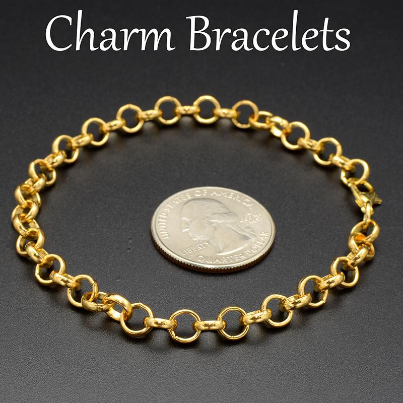 Charm Bracelets 18K