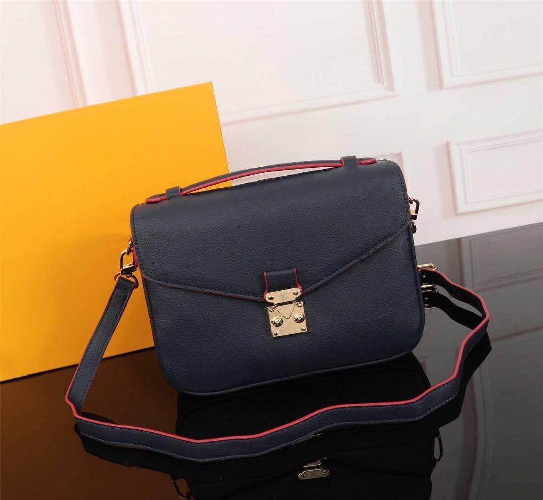 women luxurys designers bags 2020 New style bag designer handbag high quality lady messenger bag shoulder bag M40780 size 25x19x9cm