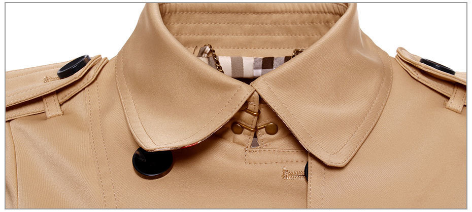 Double Button Trench (7)
