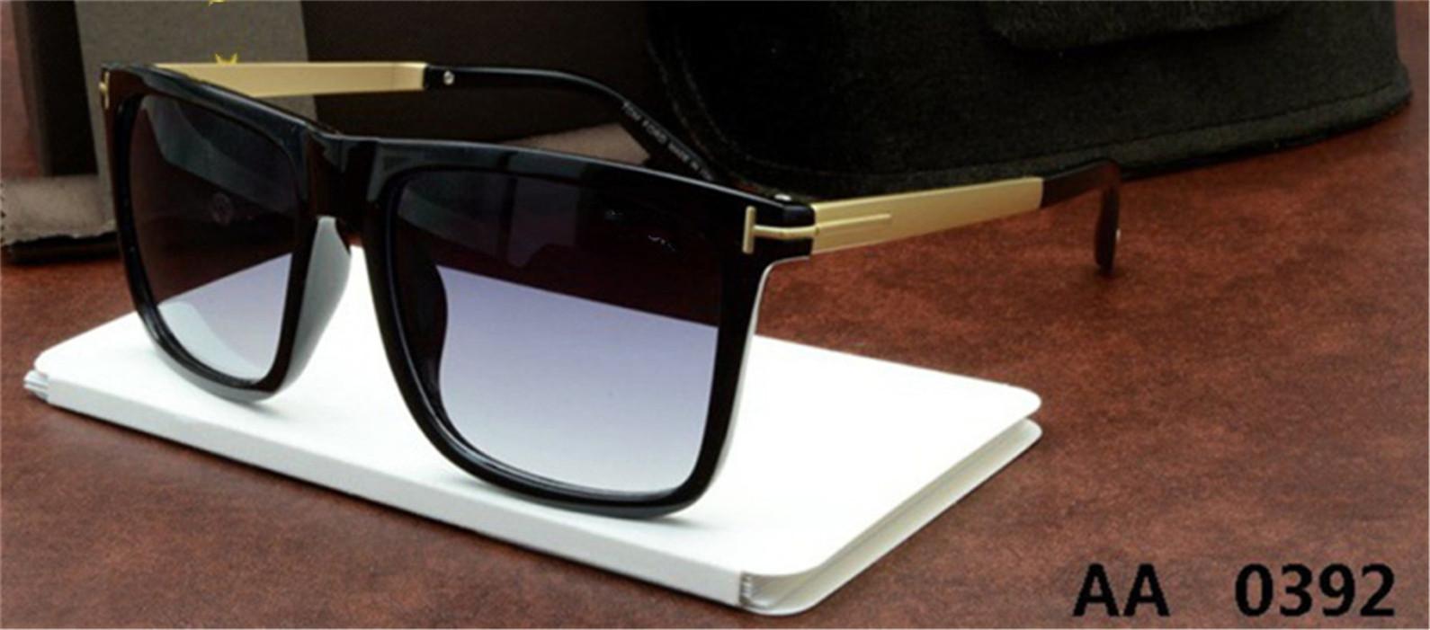 Designer Tom Luxury New Brand Sunglasses Men Women Sunglasses UV400 ford Lenses Trend Sunglasses 5178 5179 0392 tot
