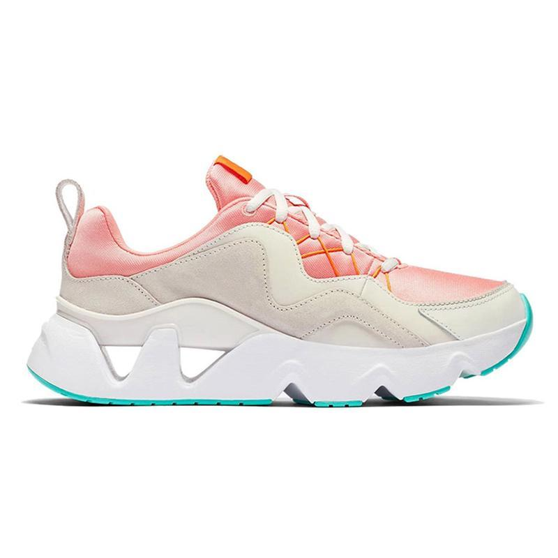 Top quality RYZ 365 women mens running shoes triple white black blue orange pink brown runners jogging trainers sports sneakers
