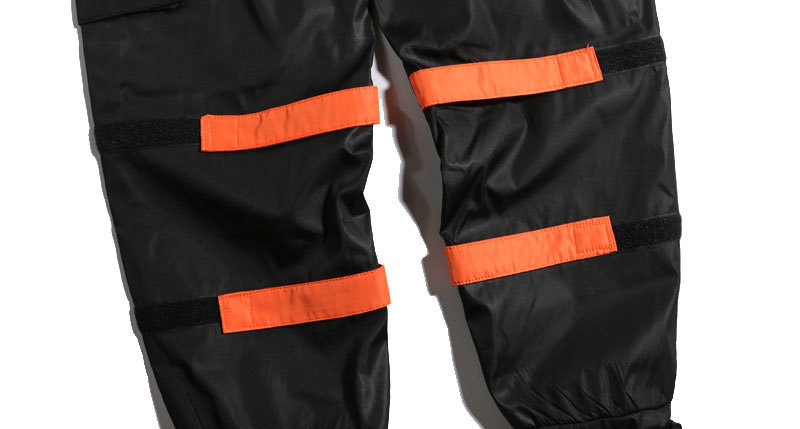 Side Pockets Cargo Harem Pants 10