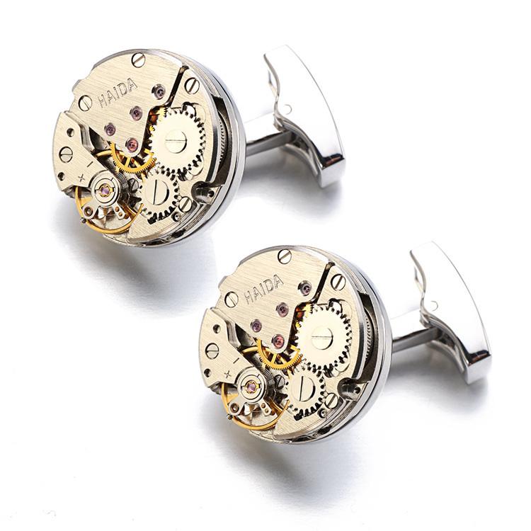 immovable Watch Cufflinks D (3)