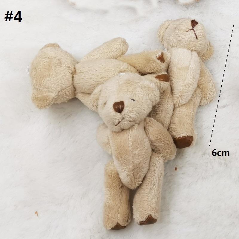 6cm brown bear 4