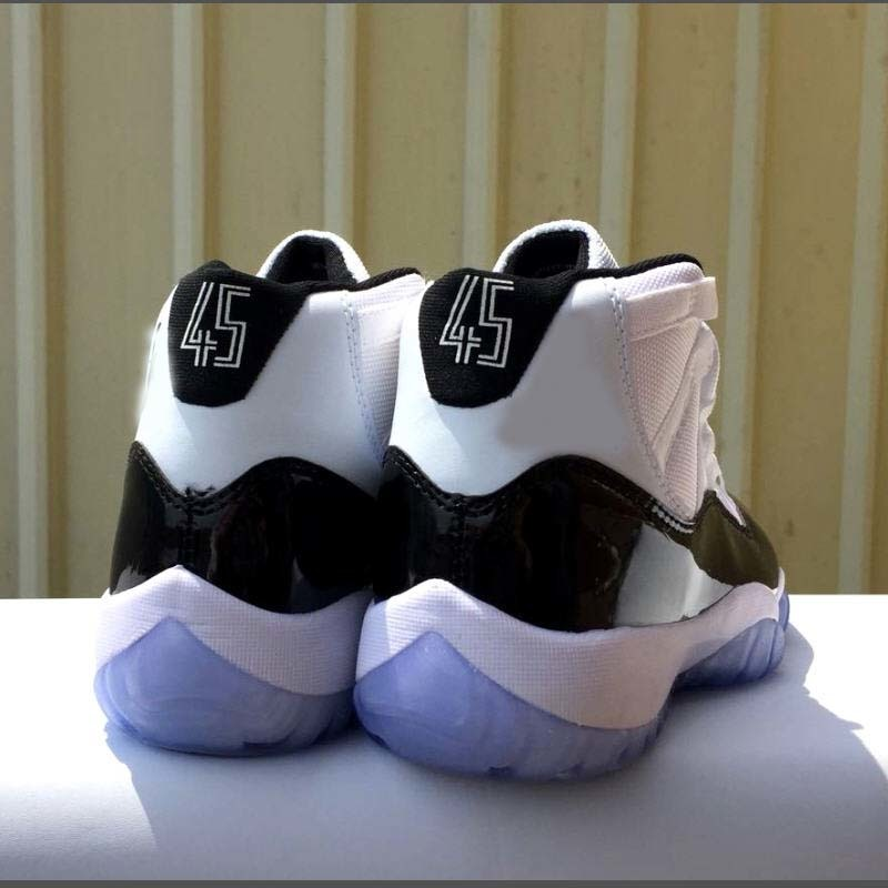 New 11 low white bred 11s jumpman basketball shoes heiress night maroon pantone think 16 white snake rose gold men women sneakers