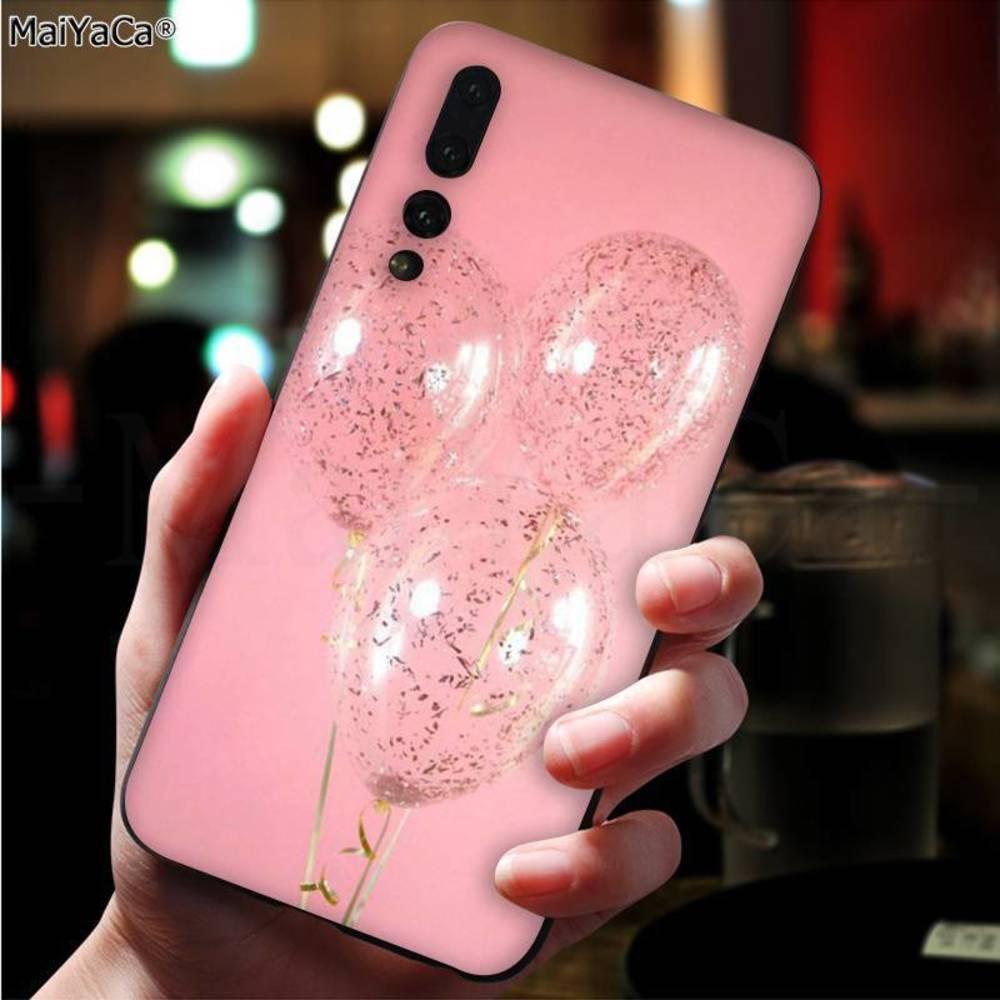 Golden Pink Glitter