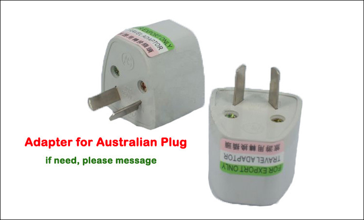 Adapter for Australian plug