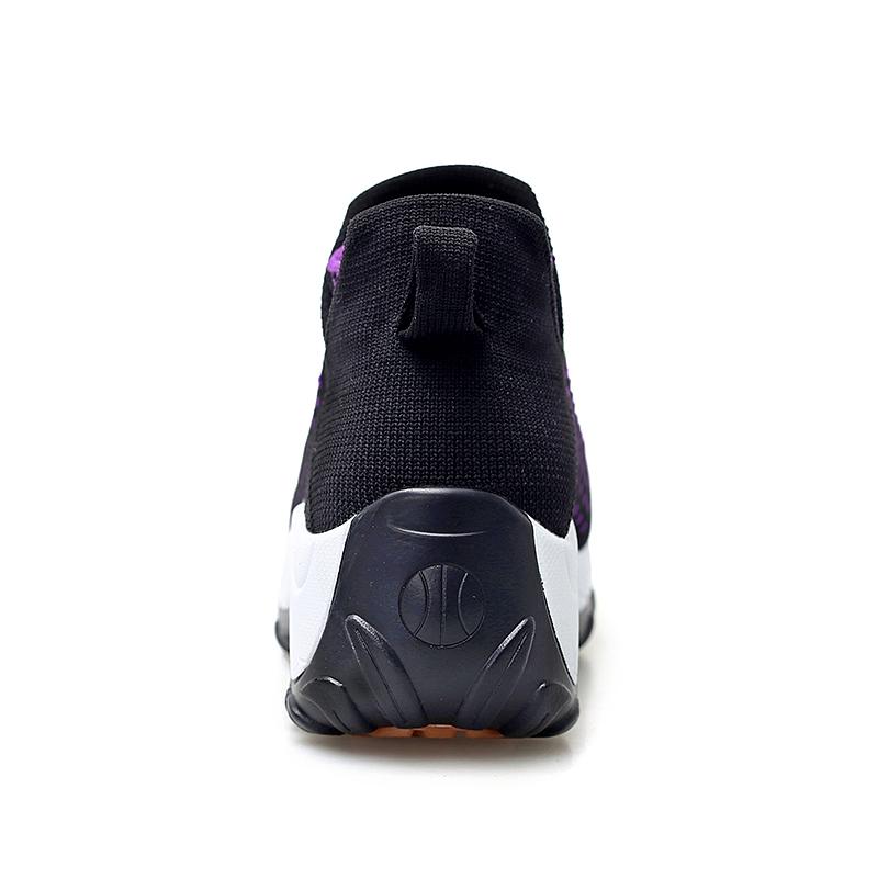 mesh breathable women casual shoes korean platform ladies comfortable sneakers high increasing female moccasins vulcanized woman (24)
