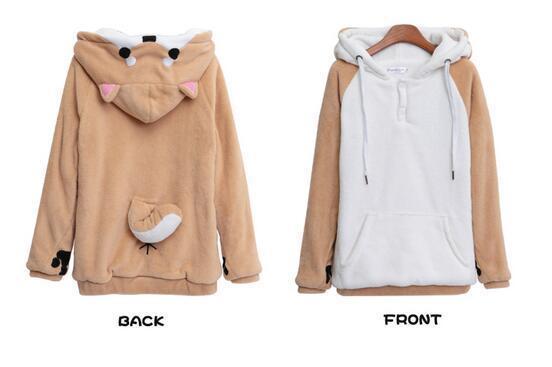 Shiba-Inu-Doge-Meng-lovely-coral-velvet-Long-sleeved-hooded-Plush-coat-Hoodies (1)