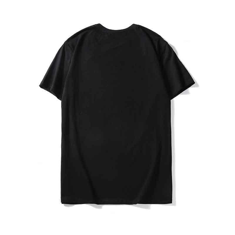 Fashion T Shirts For Men Tops Letter Embroidery T Shirt Mens Womens Clothing Short Sleeved Tshirt Men Tees S-XXL BL