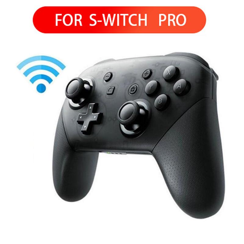 Wholesale price Wireless Bluetooth Remote Controller Pro Gamepad Joypad Joystick for Nintendo Switch Pro Game Console Gamepads