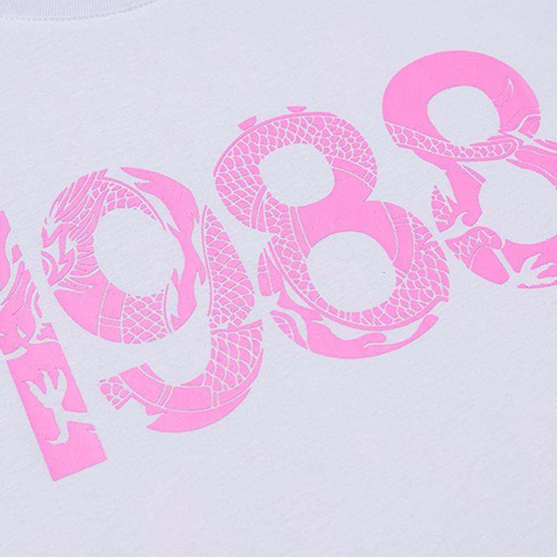 Mens Stylist T Shirt Stylist Casual Short Sleeves Fashion Dragon Printing High Quality Men Women Hip Hop Tees