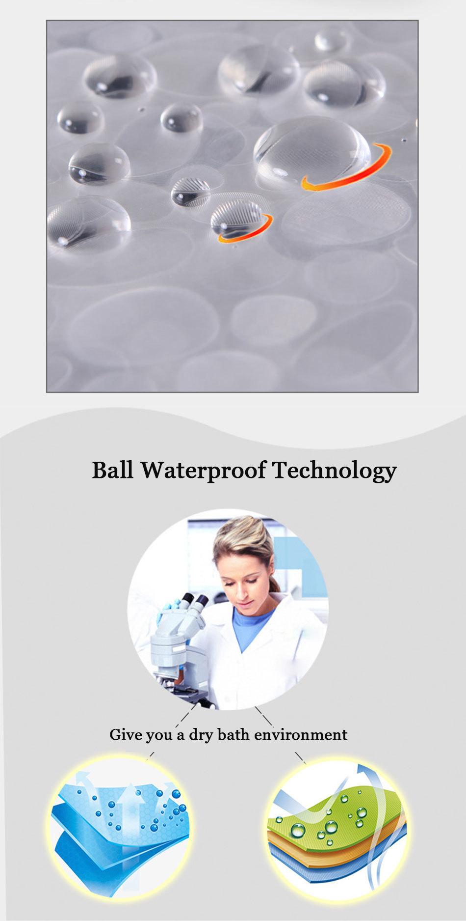 High Quality waterproof bathroom accessories