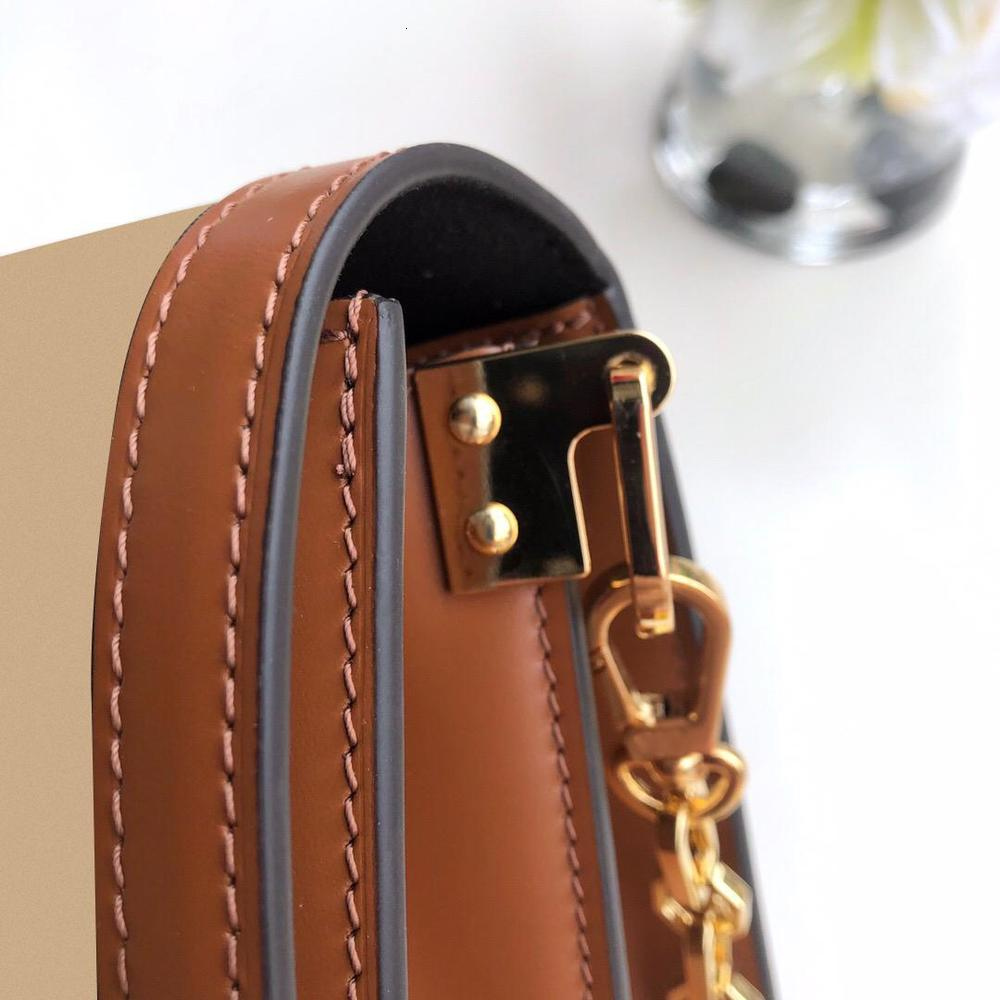 French women 2020 popular small bag on the new tide fashion web celebrity his small package