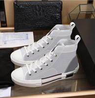22 Styles New B22 B23 Men Women Casual Canvas Shoes Calfskin...
